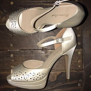 Brianna Leigh Bridal Shoes